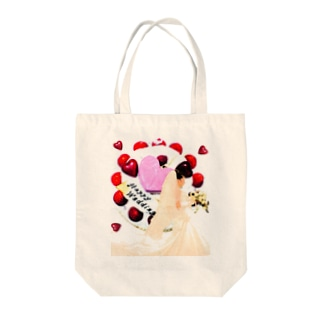 Happy wedding Tote bags