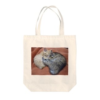 くっつき? Tote Bag