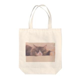 ノルン Tote bags