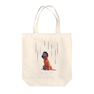 hitomiのRAINY DAY Tote bags