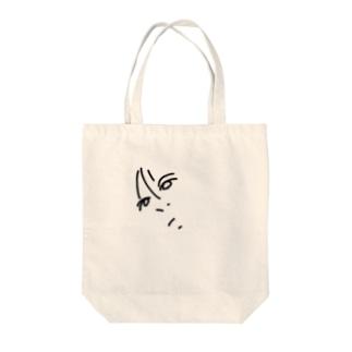 ももも Tote bags