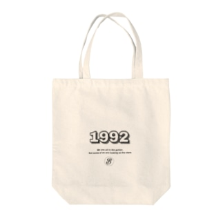 1992 Tote bags