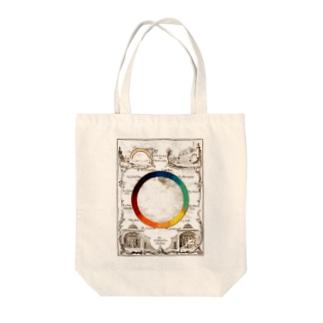 色の円環 - Getty Search Gateway Tote bags