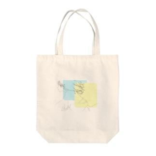 レモンスカッシュ Tote bags