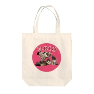 mntoコレクション Tote bags