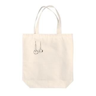 いやふぉん Tote bags