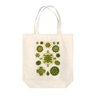 Kunstformen_Melethallia Tote bags