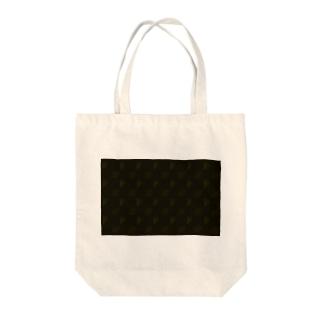 小動物lovesFIATのFIAT_PANDAモノグラム【Brown】 Tote bags