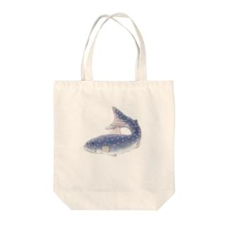 イワナ / Char Tote bags