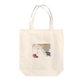 吉田 淳のSleeping Tote bags