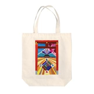 平安-heian- Tote bags