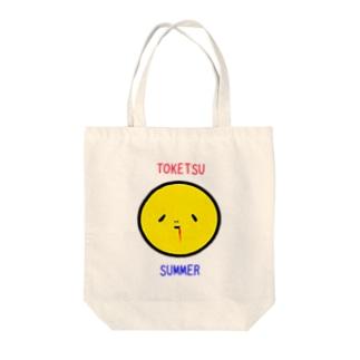 吐血サマー2 Tote bags