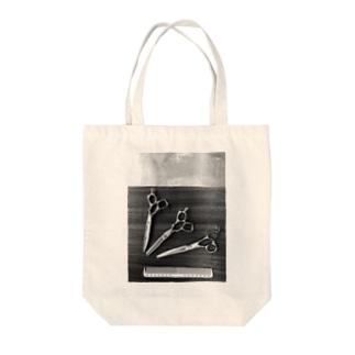 モダンフォト Tote bags