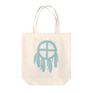 メディスンホイール Tote bags