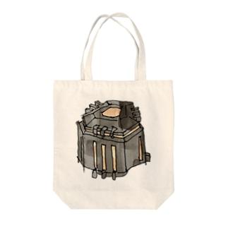 capsule Tote bags