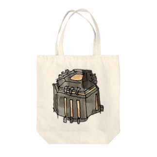 ingressのcapsule Tote bags