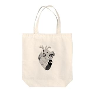人間の本質 Tote bags