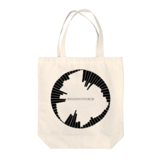 Voice!!! W Tote bags