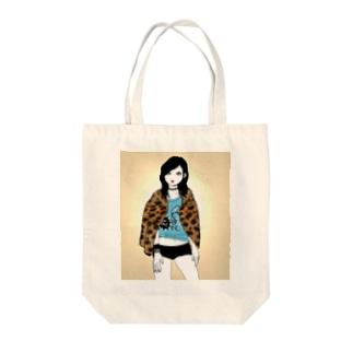 エコファー主義 Tote bags