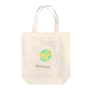 小さな世界 Tote bags