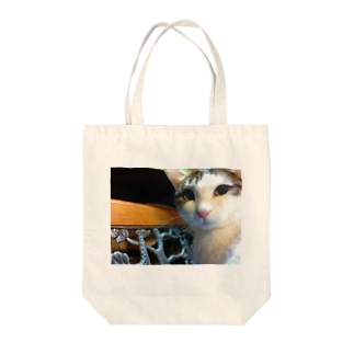 Cats Cool Face(CCF) Tote bags