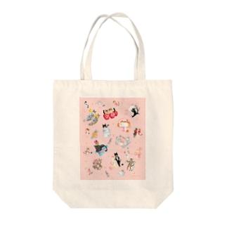 【HappyUnbirthday!】allmember Tote bags