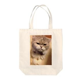 もきゅもも③ Tote bags