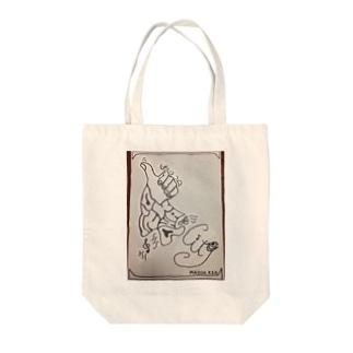 okinawa city Tote bags