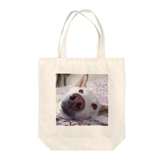 れんちゃーん Tote bags