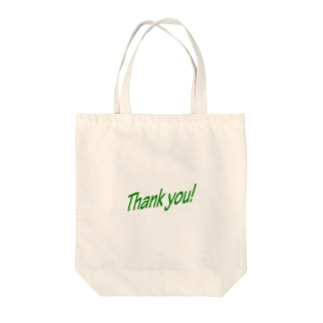 thank you Tote bags