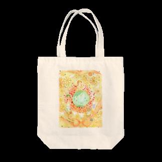 natunokaoriの希望のワルツ Tote bags