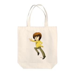 百合のグッズ Tote bags