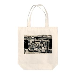 Liberオリジナル❤︎スーツケースデザイン Tote bags