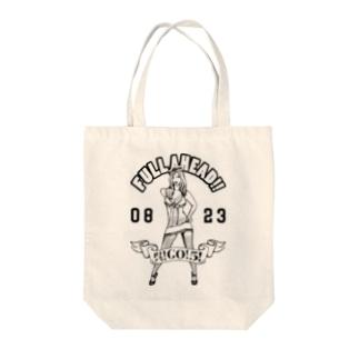 チャリティー【FULLAHEAD呉!GO!5!】 Tote bags