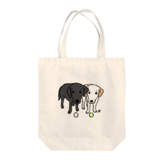 Dog Drawer Drawn by Dogのなんだ?なんだ? Tote bags