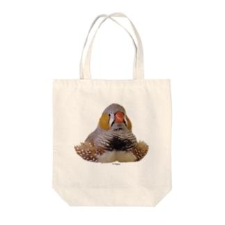 おにぎりキンカ(三角型) Tote bags