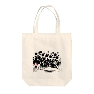心と体 Tote bags