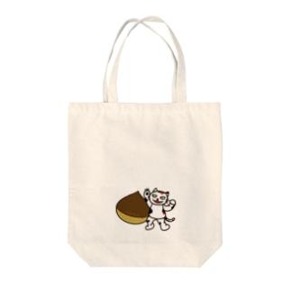 【前田デザイン室 ニャン-T プロジェクト】クリエイティブじゃみぃ Tote bags