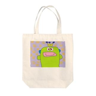 ぐるぐるパーチ― Tote bags