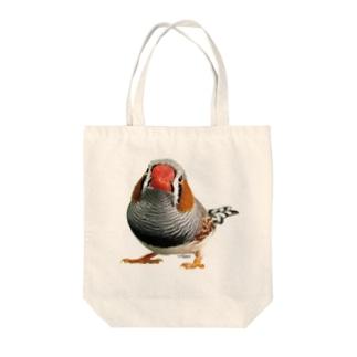 おすましキンカ Tote bags