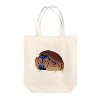 トラフカラッパ Tote bags