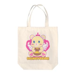 HONEYBEAR(ハニーベアー) Tote bags