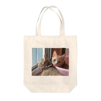 こっち見て♪ Tote Bag