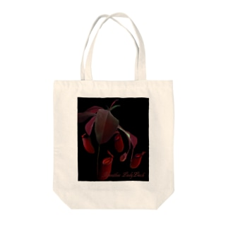 Npenthes LadyLuckシリーズ Tote bags