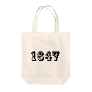 1647 Tote bags