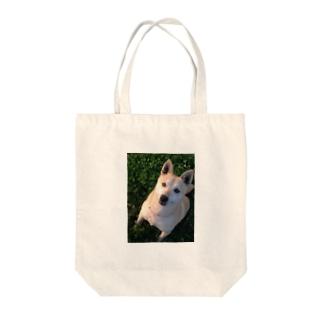 マロン♡マロン Tote bags