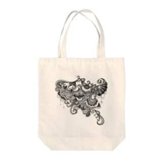 ThalassaのCircus Tote bags