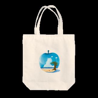 黄玉屋_蠍番頭の夏っプル Tote bags