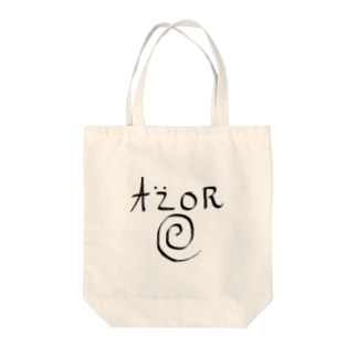 Azor  Tote bags