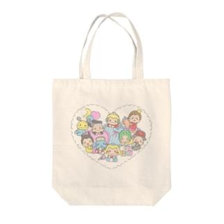ねむぷぅ-ハート Tote Bag